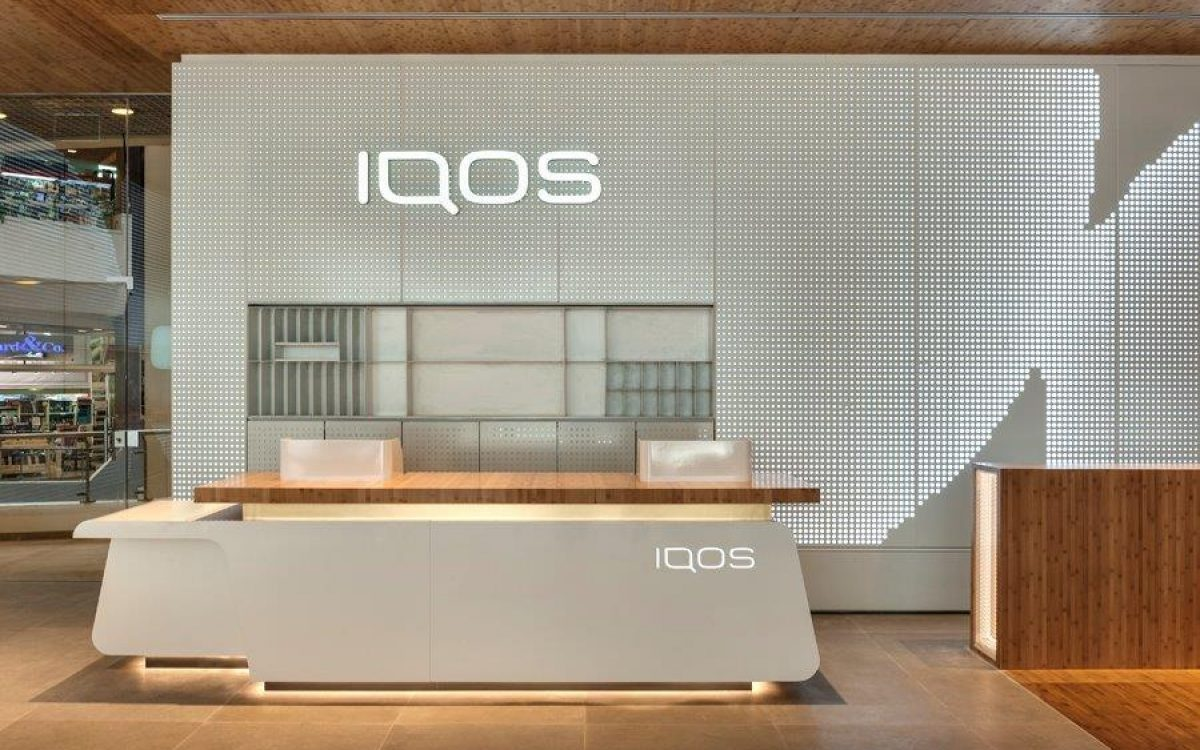 Bilgoray+Pozner | IQOS new